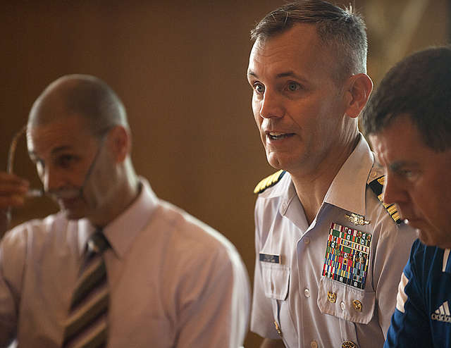 Sowing the SEEDs: Coast Guard Academy senior leaders host equity minded seminars for Academy community